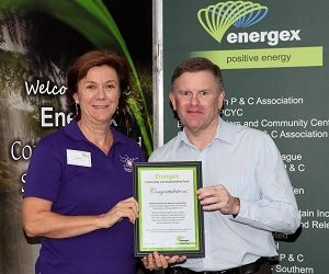 Energex Supports Women's Wellbeing