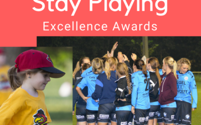 Start Playing Stay Playing Excellence Awards