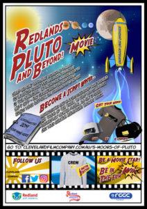 Redlands, Pluto & Beyond