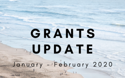 Grants Update Jan to Feb 2020