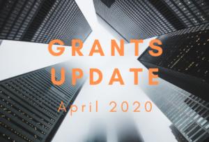 Grants Update Apr 2020