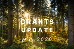 May 2020 Grants Update