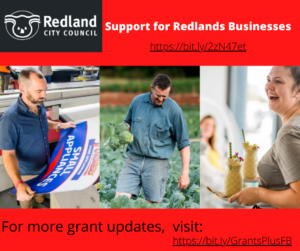 Support for Redland Businesses
