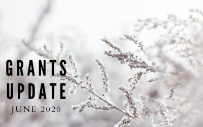 June 2020 Grants Update