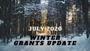July 2020 Grants Update Winter