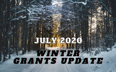 July 2020 Grants Update